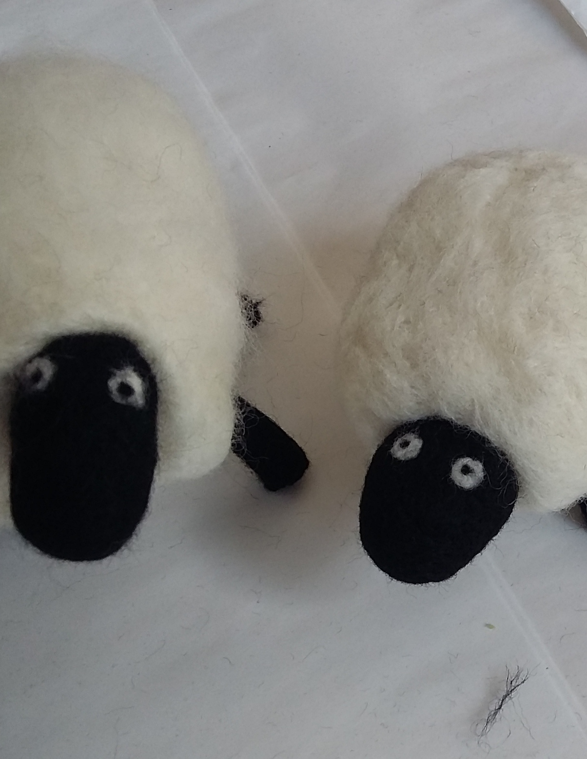 Needle Felted Sheep Workshop